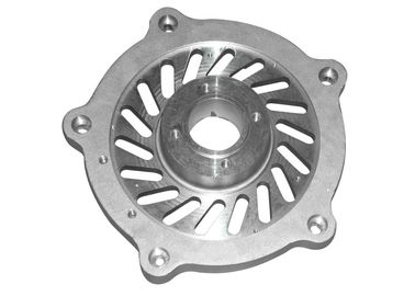 Sand Casting Aluminum Motor Housing 3.8KG A356 Customized Material Light Weight