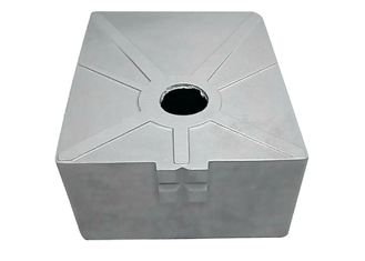 A356 Aluminum Alloy Explosion Proof Receptacle Boxes With 3VE1 Air Switch High Pressure