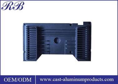 Produce Mold Firstly / Heat Sink High Pressure Aluminum Casting High Thermal Conductivity